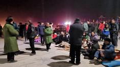 Cutremur de 6,4 în nord-vestul Chinei: Cel puţin o persoană a murit, iar alte două au fost rănite. Seismul, urmat de opt replici