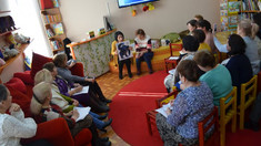 Proiect-pilot | Părinții, încurajați să citească împreună cu cei mici