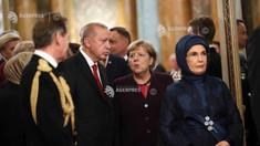 Cancelarul Merkel se va întâlni cu preşedintele Erdogan la Istanbul