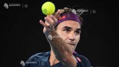 Tenis: Roger Federer, în turul al treilea la Australian Open