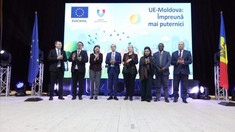 "La Cahul a fost lansat Programul ""EU4Moldova: Regiuni-cheie"""