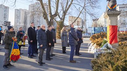 FOTO | Ambasadorul Daniel Ioniță, la evenimentele dedicate Unirii Principatelor: Unirea, dacă vreți, o faceți dumneavoastră! Noi, în România, nu avem o problemă cu asta