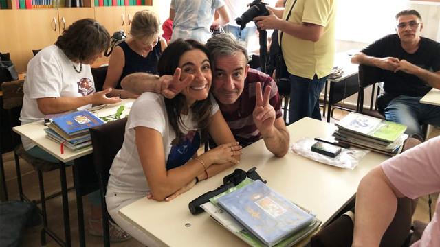 O jurnalistă de top de la CNN s-a întors la Chişinău, oraşul natal, după 30 de ani. Cum a redescoperit locurile copilăriei