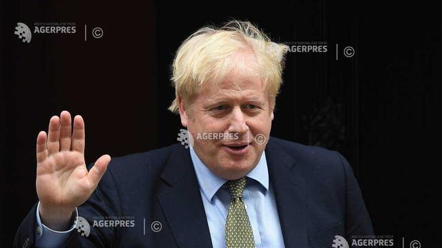Boris Johnson îşi exprimă convingerea că întreaga ţară le doreşte numai bine ducilor de Sussex