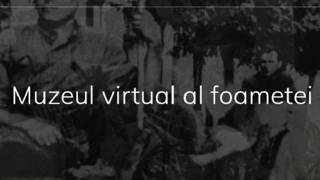 Muzeu virtual al foametei din Basarabia, creat de doi istorici din R.Moldova și România