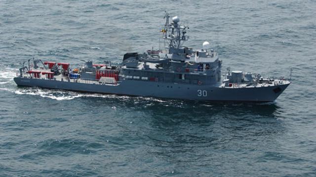 România va prelua comanda unei grupări navale permanente a NATO