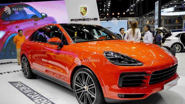 Vânzări record pentru Porsche în 2019 graţie SUV-urilor Macan şi Cayenne