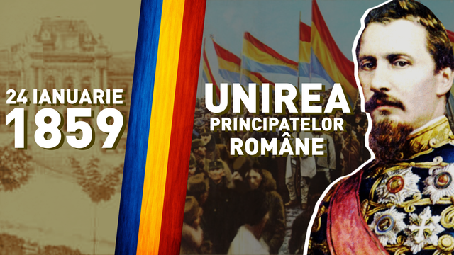 24 ianuarie - Ziua Unirii Principatelor Române