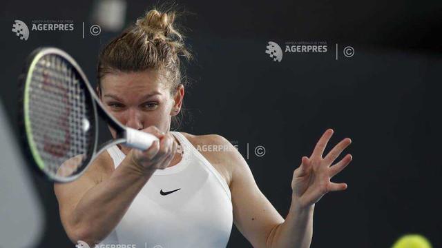 Tenis: Simona Halep o va întâlni pe americanca Jennifer Brady în primul tur la Australian Open