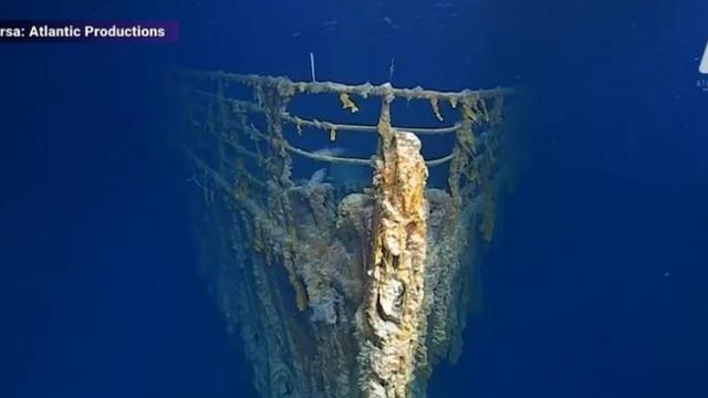 Nava Titanic, aflată la 4.000 de metri adâncime, va fi protejată de SUA și Marea Britanie