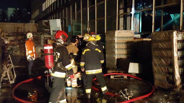 Primele versiuni în cazul incendiului din bulevardul Moscova