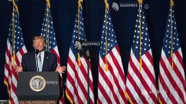 Trump: Dacă Iranul îi atacă pe americani, SUA vor lovi 52 de situri iraniene