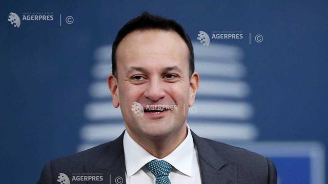 Leo Varadkar îi cere Uniunii Europene să protejeze interesele Irlandei după Brexit