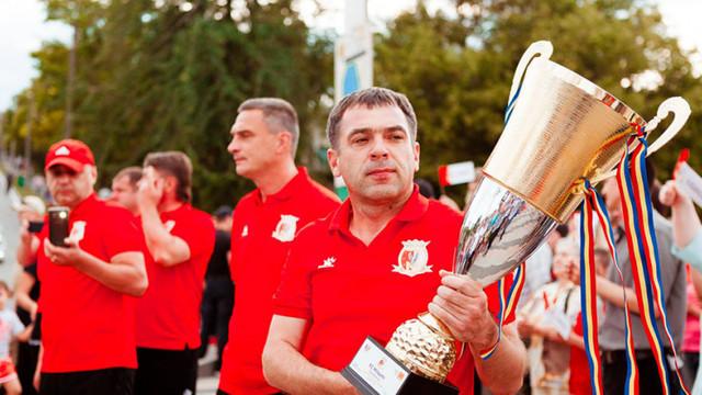 Veaceslav Rusnac a părăsit echipa Milsami și va antrena în Kazahstan