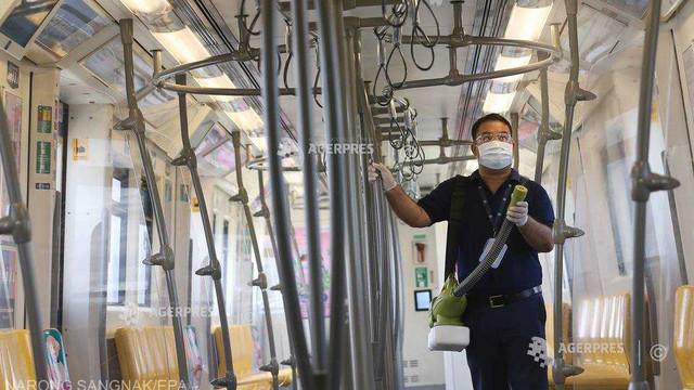 Thailanda: Cazurile de infectare cu noul coronavirus au crescut de la 8 la 14