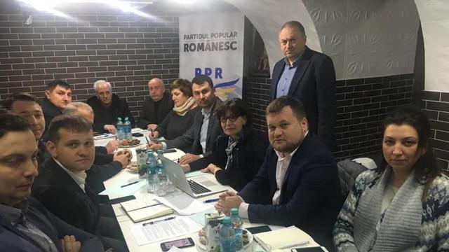 """Când va fi semnat Acordul de constituire a Mișcării Politice """"UNIREA"""""""