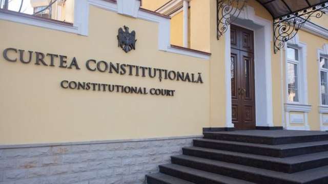 Curtea Constituțională a validat un nou mandat de deputat