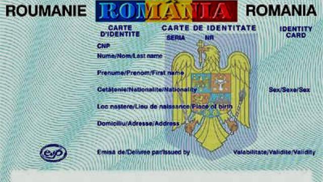 Actele de identitate româneşti se vor schimba, vor conține noi elemente de securitate