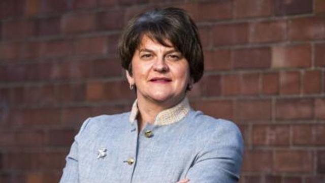 Unionista Arlene Foster, desemnată premier al Irlandei de Nord