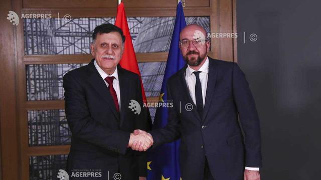 Libia: UE promite că îşi va 'intensifica eforturile' pentru o soluţie paşnică, Germania se teme de 'o a doua Sirie'