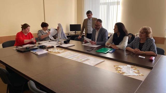 Olesea Stamate a depus actele pentru a fi înregistrată în calitate de candidat la alegerile parlamentare noi