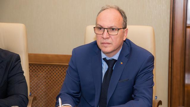 Daniel Ioniță: Vom fi foarte atenți cu cine vom lucra în R.Moldova