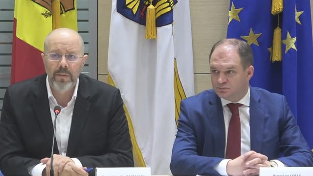 Acordul adițional la protocolul de înfrățire între Chișinău și București, votat unanim în CMC