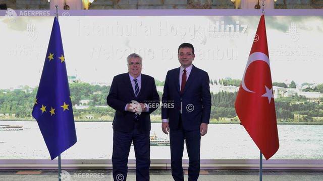 Procesul de aderare a Turciei la UE trebuie să continue, susţine raportorul Parlamentului European