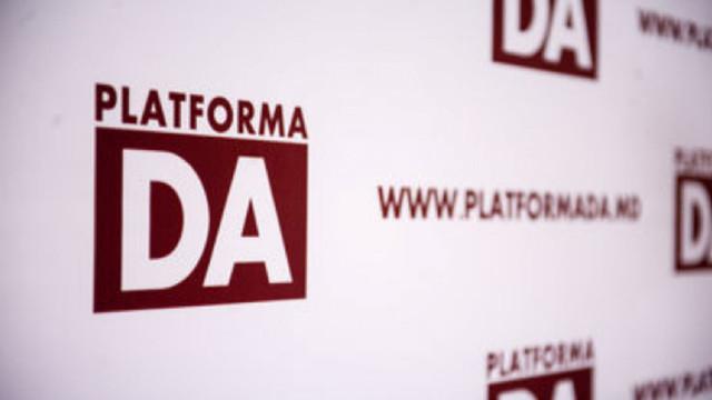 Platforma DA anunță că a renunțat la propriul candidat în alegerile prezidențiale și vine cu un apel către forțele democratice