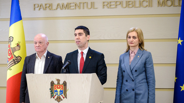 Deputații PAS cer președintelui să se implice în eliberarea lui Alexandru Rjavitin