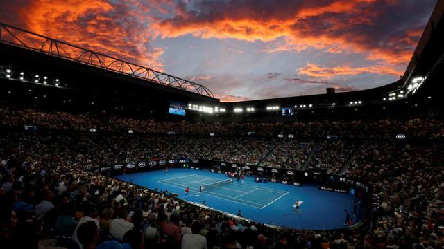 Tenis: Organizatorii Australian Open prevăd suspendarea meciurilor în cazul poluării excesive a aerului