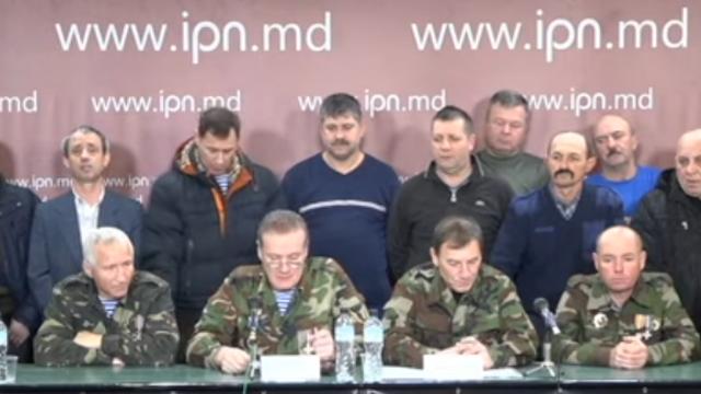 Veteranii participanți la conflictul militar de pe Nistru și în Afganistan: Igor Dodon reprezintă interesele Rusiei