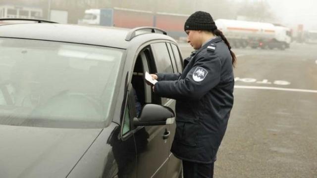 Activitatea mai multor puncte de trecere de la frontiera moldo-ucraineană a fost sistată