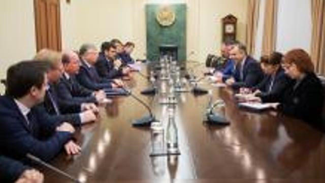 Guvernul Chicu continuă demersurile de aderare la Banca Eurasiatică de Dezvoltare, fondată de Federația Rusă