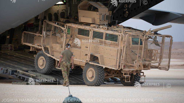 NATO îşi suspendă operaţiunile de antrenament din Irak, după moartea lui Soleimani