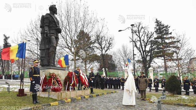 Evenimente aniversare dedicate Unirii Principatelor Române - în București