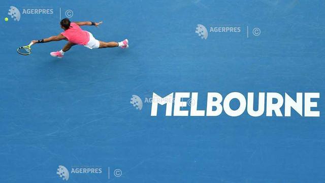 Tenis: Rafael Nadal și Alex Zverev, calificați în sferturile turneului Australian Open