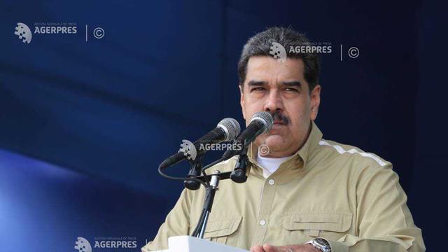 Venezuela: Maduro anunță manevre militare pentru 15 și 16 februarie