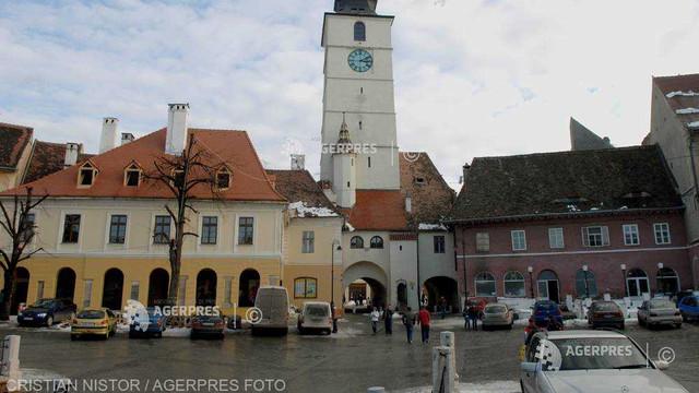 România | Sibiul, nominalizat printre cele mai bune destinații turistice din Europa