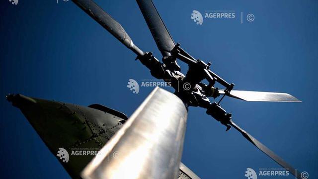Croația: Un elicopter militar s-a prăbușit în Marea Adriatică