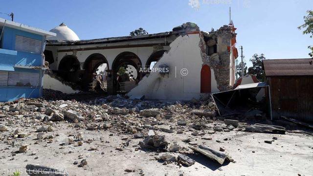Puerto Rico - Stare de urgenţă după un seism puternic