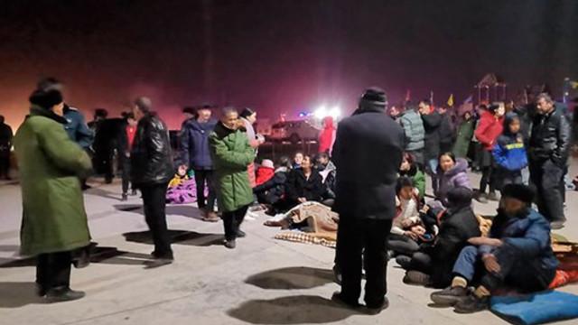 Cutremur de 6,4 în nord-vestul Chinei: Cel puțin o persoană a murit, iar alte două au fost rănite. Seismul, urmat de opt replici