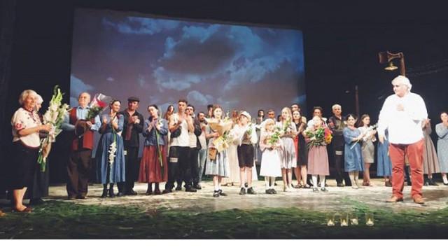 """Teatrul Național """"Mihai Eminescu"""" readuce în scenă spectacolul """"Dosarele Siberiei"""""""