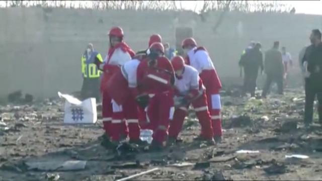 Oficiali SUA | Avionul ucrainean prăbușit în Iran a fost doborât de o rachetă antiaeriană