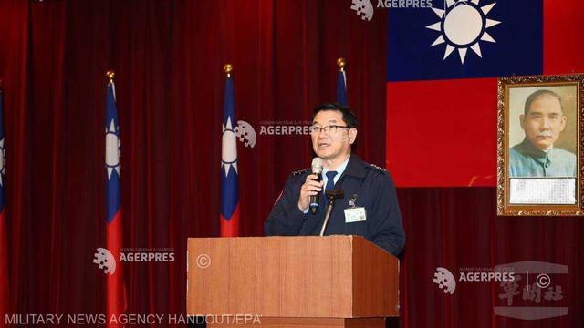 Taiwan: Şeful Statului Major al armatei a murit într-un accident de elicopter