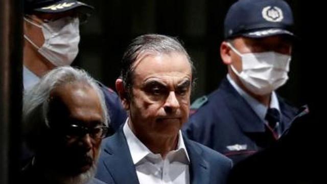 Detalii ale evadării lui Carlos Ghosn din arestul la domiciliu, în Japonia