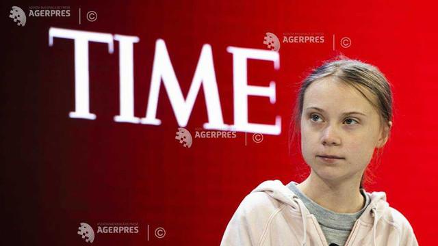 Greta Thunberg și-a înregistrat numele și mișcarea sa pentru climă ca mărci comerciale