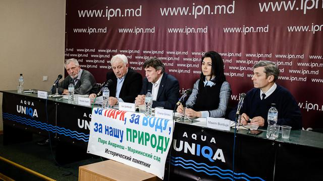 """""""Ilegalitățile din Grădina publică din Bălți au fost stopate"""", declarații"""