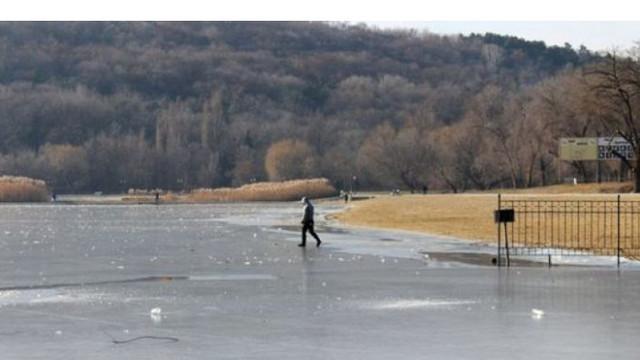 Avertizarea de gheaţă subţire rămâne în vigoare până pe 24 ianuarie