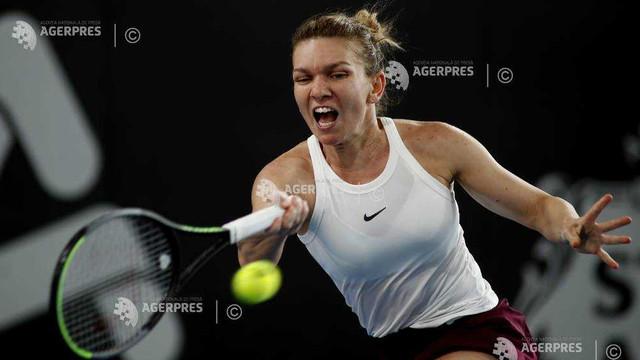 Simona Halep, învinsă de Arina Sabalenka în sferturi la Adelaide (WTA)